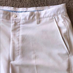 FootJoy Shorts - FootJoy White Flat Fronts